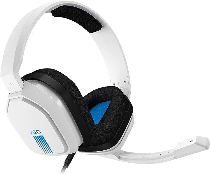 Astro gaming a10 cuffie gaming cablate con microfono, leggere e resistenti 939-001847