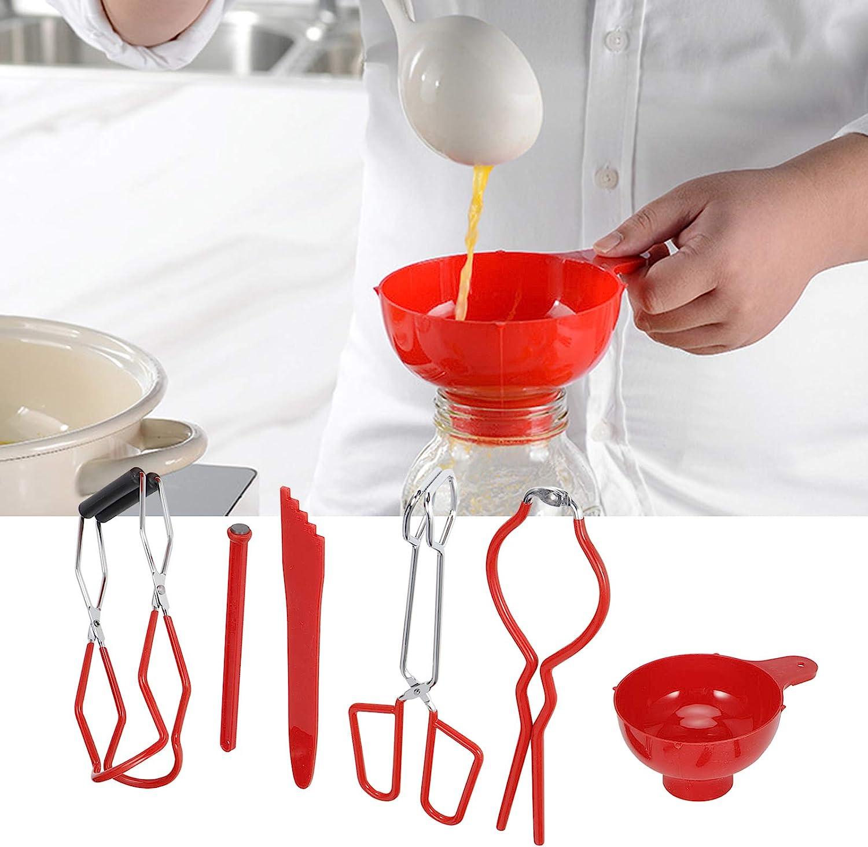 Cuque Lid Lifter Canning Kit Choice Soft Non Effortless Grip Lig Slip Cheap bargain
