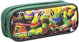 Teenage Mutant Ninja Turtles Cloth Pencil Case Pencil Box - Green