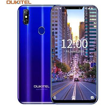 Teléfono Moviles Libres, OUKITEL U23 Smartphone Libre, 6GB RAM ...