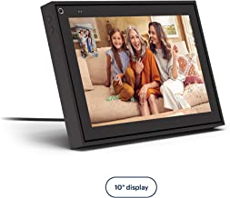 """Facebook Portal - Smart Video Calling 10"""" Touch Screen Display with Alexa - Black"""