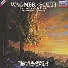 ワーグナー Wagner ニーベルングの指環 Der Ring des Nibelungen 管弦楽曲集 Excerpts DECCA:SXDL 7612 UK(NL) Original
