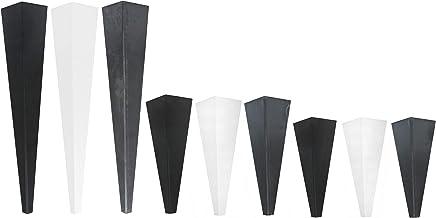 """4x Natural Goods Berlin tafelpoten, """"New ERA"""", hairpin legs, doe-het-zelf, vele maten, eenvoudige montage, handgemaakt, st..."""