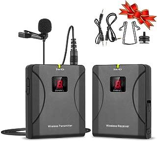 sony wireless lavalier microphone