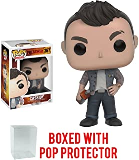 Funko Pop! Television: Preacher - Cassidy Vinyl Figure (Bundled with Pop Box Protector Case)