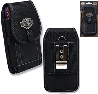 Harley Davidson Belt Loop and Metal Clip Riding Case fits Samsung Galaxy s4 Active