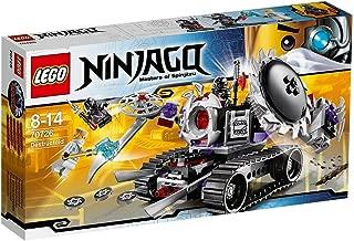 ninjago rebooted sets
