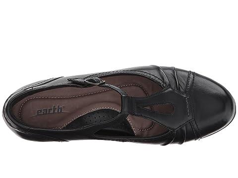 Leatherrosewood De Suave Negro De Becerro Leatherblack Negro Piel Tierra Flor Wanderlust Plena WfwFHnqRBS