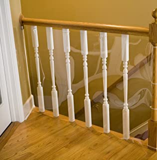 Cardinal Gates Banister Shield for Pets, 15' Roll Clear