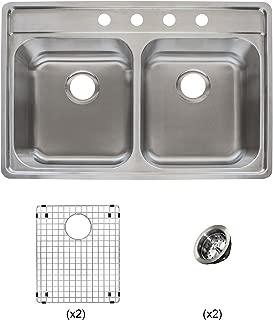Franke EVDCG904-18KIT Sink Kit, 33