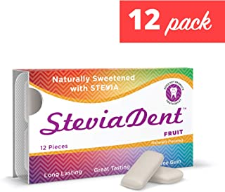 Best gum made with stevia Reviews