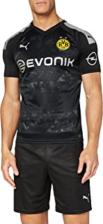 PUMA Herren BVB Cup Shirt Replica with Evo Trikot