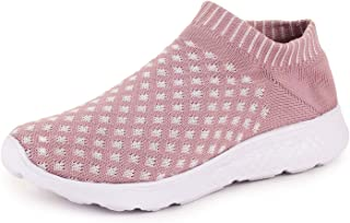 TRASE TWD Knitting Casual Shoes Sneakers for Girls and Women