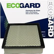 ECOGARD XA5512 Premium Engine Air Filter Fits Dodge Ram 2500, Ram 3500, Ram 1500
