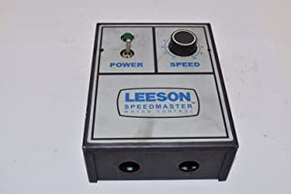 Leeson DC Motor Control # 174307 - NEMA 1 - 90/180VDC, 1/8 hp to 2 hp