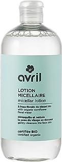 Avril Lozione Micellare Struccante Biologico - 500 ml