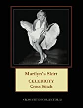 Marilyn's Skirt: Celebrity Cross Stitch Pattern