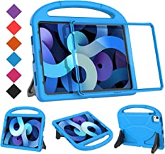BMOUO iPad Air 4 Case for Kids, iPad Air 4th Generation Case,iPad 10.9 Case, Built in Screen Protector, Shockproof Light W...