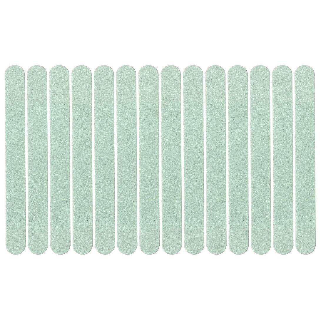メディアアクセル櫛爪 シャイナー 爪みがき ガラス製爪やすり ネイル磨き 14本 セット
