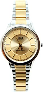 Q&Q Q949J400Y Reloj para Mujer, Gold