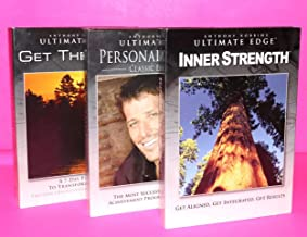Anthony Robbins Ultimate Edge: A 3-Part System for Creating an Extraordinary Life in Any Environment