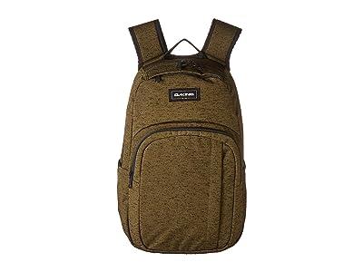 Dakine 25 L Campus Medium Backpack (Dark Olive) Backpack Bags