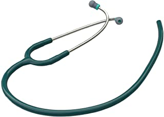 Replacement Tube by CardioTubes fits Littmann Classic II SE standard Stethoscopes - 5mm GREEN TUBING