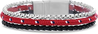 Best multi strand leather cord bracelet Reviews