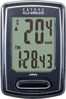 CatEye, Velo Wireless-CC-VT230W, Ciclo Computadora, Negro