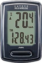 CatEye Velo CC-VT235W - Computadora de Ciclismo, Color Negro