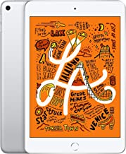 Apple iPad Mini 5th Generation, Wi-Fi, 256GB - Silver (Renewed)