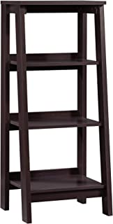 Sauder 414565 Trestle 3-Shelf Bookcase, L: 19.06