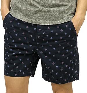 [アバクロ] Abercrombie&Fitch 正規品 メンズ ショートパンツ A&F Preppy Fit Shorts 7 Inseam 128-283-0536-022 並行輸入品 (コード:4091060206) [並行輸入品]