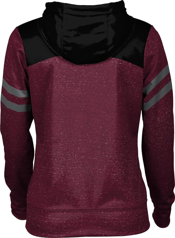 Southern Illinois University Girls' Pullover Hoodie, School Spirit Sweatshirt (Game Time)