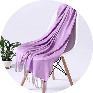 women scarf solid winter scarves cashmere shawls and wraps lady pashmina bandana soft long foulard