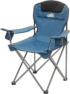 Qeedo Johnny Silla para Acampada XL (Capacidad de Carga: 150 kg)