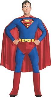 Rubie's DC Comics Classic Superman Adult Costume, As Shown, S
