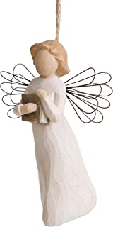 Willow Tree Angel of Learning Ornament
