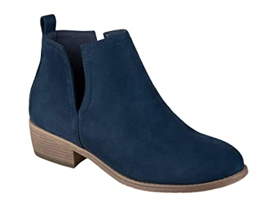 Journee Collection Rimi Bootie (Blue) Women