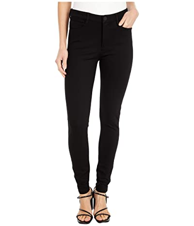 KUT from the Kloth Mia High-Rise Fab Ab Toothpick Skinny Five-Pocket in Black (Black) Women