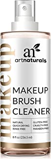 ArtNaturals Professional Makeup Brush Cleaner – (8 Fl Oz / 236ml) – Spray Removes Residue and Oils in a Quick Fashion for ...