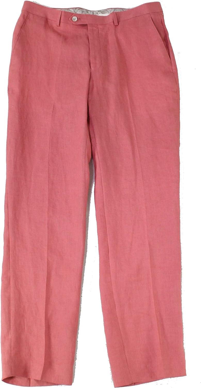 Ralph Lauren Mens Red Pants 35W X 32L