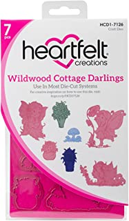 Heartfelt Creations Wildwood Cottage Darlings .75