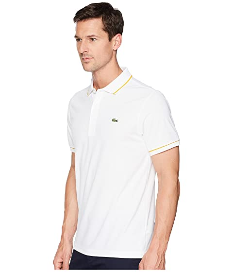 Lacoste Tennis Polo Piqué Technical Piped 7qwa7Z