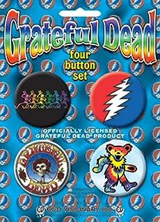 grateful dead pins
