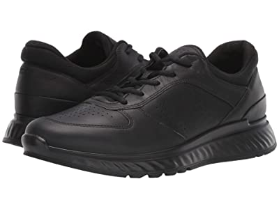 ECCO Sport Exostride Sneaker (Black) Men