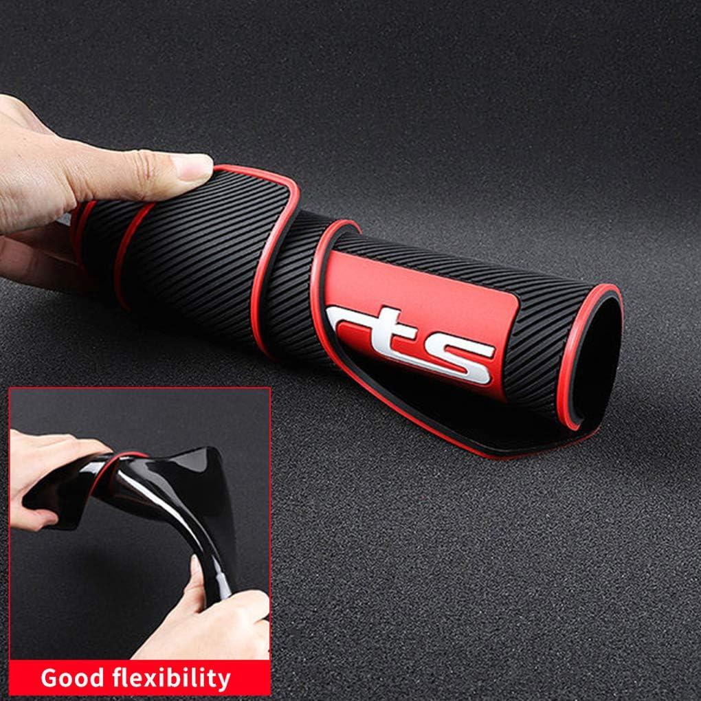 accesorio para la rueda delantera y trasera color negro para M ITSUBISHI Grandis 6S EAT protecci/ón contra salpicaduras con bolsa de herramientas Tuqiang 2 guardabarros de goma para coche