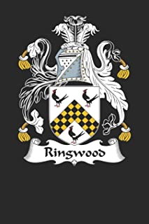 Ringwood: Ringwood Coat of Arms and Family Crest Notebook Journal (6 x 9 - 100 pages)