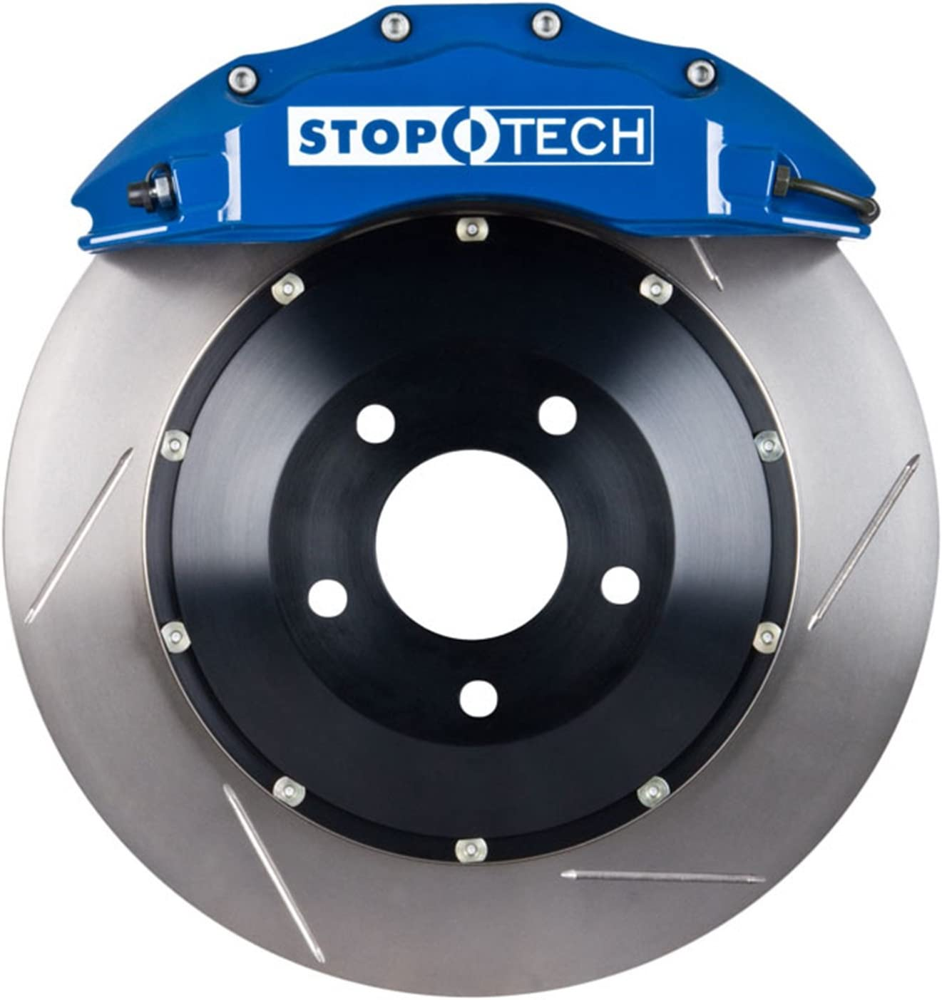 StopTech 83.158.6700.21 Big Brake Rotor Front 1 2 Long-awaited Manufacturer direct delivery Piece Kit