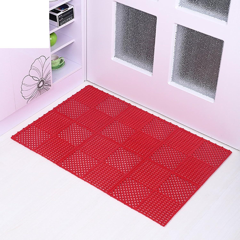 Bathroom non-slip mats shower mats non-slip mat doormats-A 60x90cm(24x35inch)